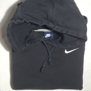 Nike Black Hoodie Pullover Sweatshirt